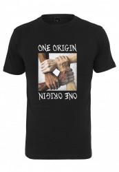 Pánske tričko MR.TEE One Origin Tee Farba: black, Grösse: XXL