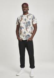Pánske tričko MR.TEE Paisley Tee Farba: sand, #3
