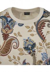 Pánske tričko MR.TEE Paisley Tee Farba: sand, #6
