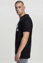 Pánske tričko MR.TEE Pray 2.0 Tee Farba: black, #1