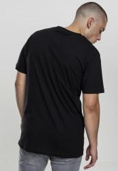 Pánske tričko MR.TEE Pray 2.0 Tee Farba: black, #2