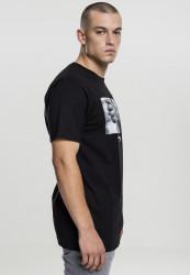 Pánske tričko MR.TEE Pray 2.0 Tee Farba: black, #3