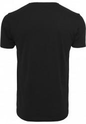 Pánske tričko MR.TEE Pray 2.0 Tee Farba: black, #5