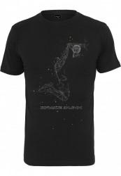 Pánske tričko MR.TEE Space Dunk Tee Farba: black,