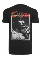 Pánske tričko MR.TEE Tupac California Love Tee Farba: black,