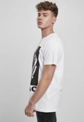 Pánske tričko MR.TEE Tupac Profile Tee Farba: white, Grösse: XXL #1