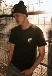 Pánske tričko MR.TEE Wasted Youth Tee Farba: black,