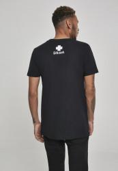 Pánske tričko Pink Dolphin Digital Waves Tee Farba: black,
