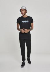 Pánske tričko Pink Dolphin Electric Waves Tee Farba: black, #4