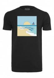 Pánske tričko Pink Dolphin Horizon Tee Farba: black, #4