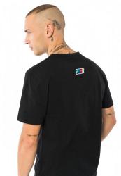 Pánske tričko Pusher High Powered Tee Farba: black, #3