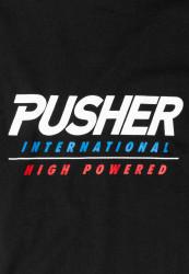 Pánske tričko Pusher High Powered Tee Farba: black, #4