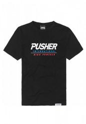 Pánske tričko Pusher High Powered Tee Farba: black, #6