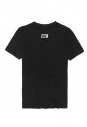 Pánske tričko Pusher High Powered Tee Farba: black, #7