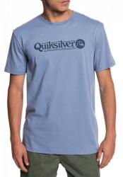 Pánske tričko Quiksilver Arttickles blue