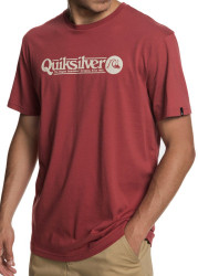Pánske tričko Quiksilver Arttickles red