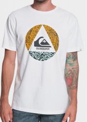 Pánske tričko Quiksilver Ca Plane Pour Moi white