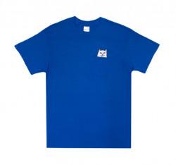 Pánske tričko RIPNDIP Lord Nermal Tee royal