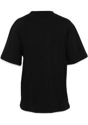Pánske tričko s krátkym rukávom URBAN CLASSICS Contrast Tall Tee blk/wht #5