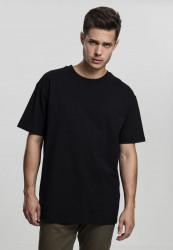Pánske tričko s krátkym rukávom URBAN CLASSICS Heavy Oversized Tee čierne