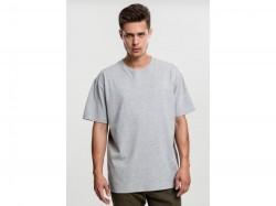 Pánske tričko s krátkym rukávom URBAN CLASSICS Heavy Oversized Tee šedé
