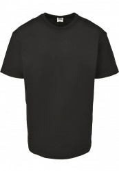 Pánske tričko s krátkym rukávom URBAN CLASSICS Organic Basic Tee black