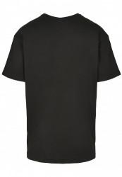 Pánske tričko s krátkym rukávom URBAN CLASSICS Organic Basic Tee black #1