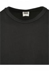 Pánske tričko s krátkym rukávom URBAN CLASSICS Organic Basic Tee black #2