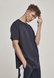 Pánske tričko s krátkym rukávom URBAN CLASSICS Organic Basic Tee midnightnavy