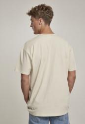Pánske tričko s krátkym rukávom URBAN CLASSICS Organic Basic Tee sand #2