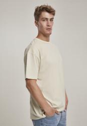 Pánske tričko s krátkym rukávom URBAN CLASSICS Organic Basic Tee sand #3