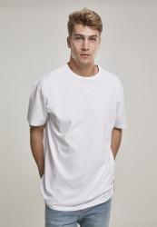 Pánske tričko s krátkym rukávom URBAN CLASSICS Organic Basic Tee white