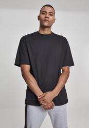 Pánske tričko s krátkym rukávom URBAN CLASSICS Tall Tee black