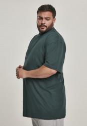 Pánske tričko s krátkym rukávom URBAN CLASSICS Tall Tee bottlegreen #1