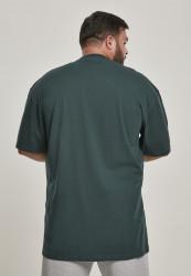 Pánske tričko s krátkym rukávom URBAN CLASSICS Tall Tee bottlegreen #2
