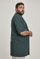Pánske tričko s krátkym rukávom URBAN CLASSICS Tall Tee bottlegreen #3