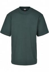 Pánske tričko s krátkym rukávom URBAN CLASSICS Tall Tee bottlegreen #4