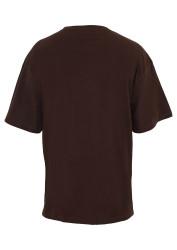 Pánske tričko s krátkym rukávom URBAN CLASSICS Tall Tee brown #1