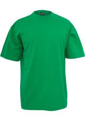 Pánske tričko s krátkym rukávom URBAN CLASSICS Tall Tee c.green