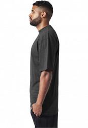 Pánske tričko s krátkym rukávom URBAN CLASSICS Tall Tee charcoal #1