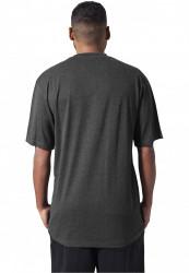 Pánske tričko s krátkym rukávom URBAN CLASSICS Tall Tee charcoal #2