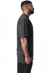 Pánske tričko s krátkym rukávom URBAN CLASSICS Tall Tee charcoal #3