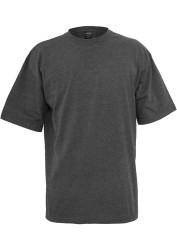 Pánske tričko s krátkym rukávom URBAN CLASSICS Tall Tee charcoal #4
