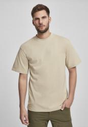 Pánske tričko s krátkym rukávom URBAN CLASSICS Tall Tee concrete