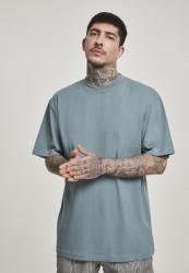 Pánske tričko s krátkym rukávom URBAN CLASSICS Tall Tee dusty blue