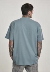 Pánske tričko s krátkym rukávom URBAN CLASSICS Tall Tee dusty blue #2