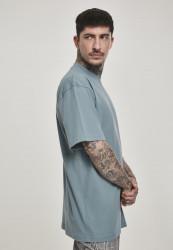 Pánske tričko s krátkym rukávom URBAN CLASSICS Tall Tee dusty blue #3