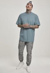 Pánske tričko s krátkym rukávom URBAN CLASSICS Tall Tee dusty blue #4