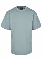 Pánske tričko s krátkym rukávom URBAN CLASSICS Tall Tee dusty blue #5