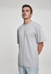 Pánske tričko s krátkym rukávom URBAN CLASSICS Tall Tee grey